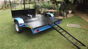 NEW MULTIPURPOSE TRAILER