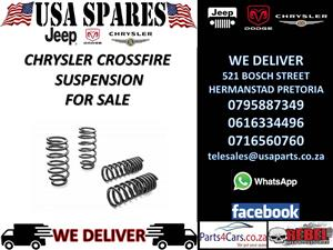 CHRYSLER CROSSFIRE SUSPENSION PARTS FOR SALE