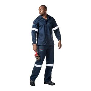 Flame and acid retardants overalls Conti Suits Sasol specs