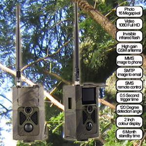 Trail camera - Meerkat 16mp GSM enabled