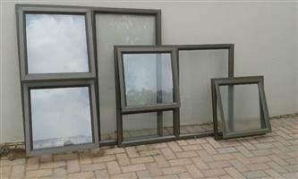 ALUMINUM WINDOW BRONZE