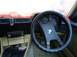 1981 BMW 7 Series 730d