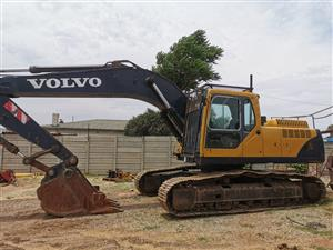 Volvo Ec240 for sale