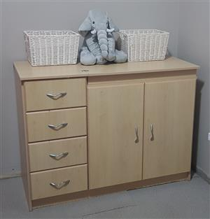 Compactum including baby bath