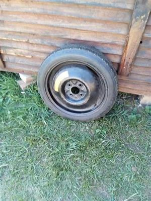 Old tyre for sale