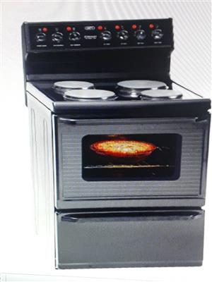 New Defy 4 plate stove, price negotiable