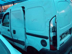 RENAULT KANGOO 1.4 8V STRIPPING FOR SPARE PARTS