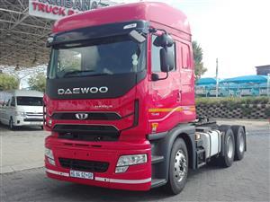 New Daewoo KL3TXF 6x4 Truck Tractor (7548)