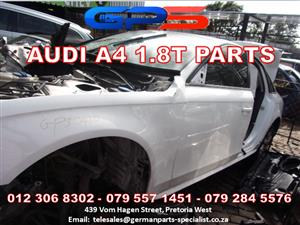 Audi A4 1.8T Sedan Replacement Parts for Sale
