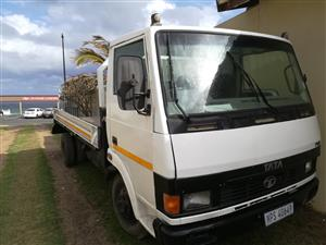 Tata 713S truck with new galvanized load bib and sides