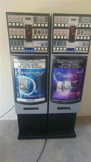 Cigarette Vending Machines for sale