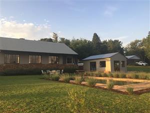 3 Bedroom 1 Bathroom House for rent in Tierpoort Pretoria East