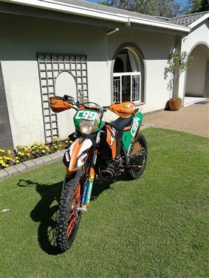 2009 KTM 200 EXC