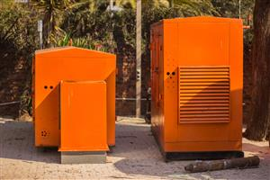 POWER GENERATOR FOR HIRE