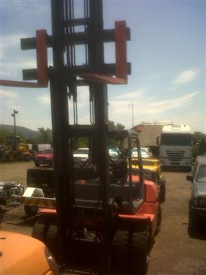 Toyota FD60 6Ton Forklift
