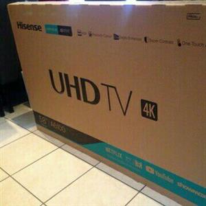 "58 ""UHD TV for Sale"
