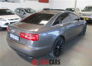 2013 Audi A6 3.0 Multitronic
