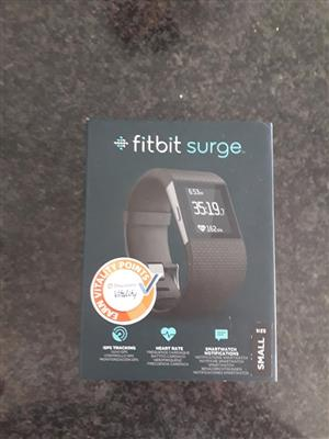 Fitbit surge watch