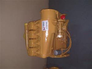 Deutz F4l912 reconditioned engine