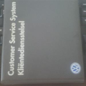 VW POLO CLASSIC & PLAYER SERVICE BOOK