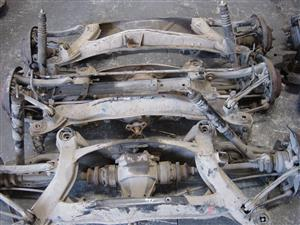 Mercedes Benz 124 rear suspension for sale.