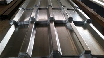 Galvanised IBR 0.4mm