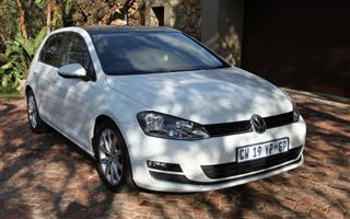 2013 VW Golf 1.4TSI Highline