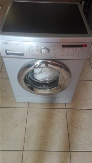 8kg Defy washing machine for sale