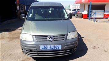 2007 VW Caddy 1.6 Life