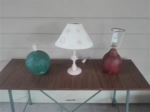 3 lampies