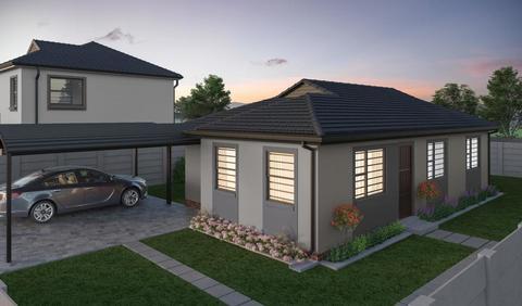 3 Bedroom House For Sale in Danville, Pretoria