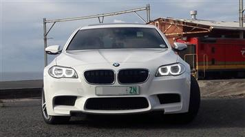 2016 BMW M5 sedan M5 M DCT (F90)