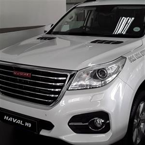 2018 Haval H9 2.0 LUXURY 4X4 A/T