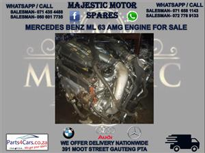 Mercedes ML63 engine for sale