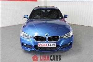 2013 BMW 3 Series 320d Edition M Sport Shadow sports auto