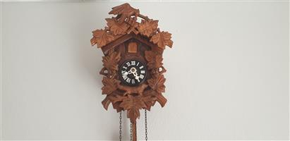 FOX Cuckoo and x2 Cuckoo Clocks for Sale
