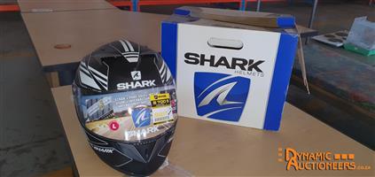 2 Brand new Shark Helmets for Sale