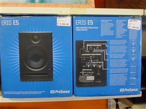 Presonus Eris E5 High Definition 2-Way Active Studio Monitor