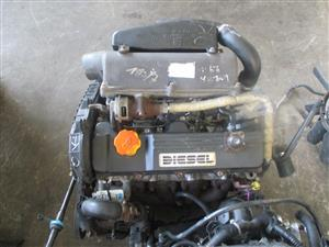 Opel Corsa 1.7 Diesel Non Turbo engine for sale