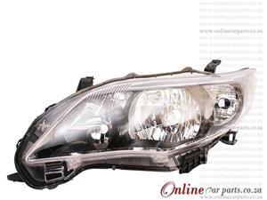 Toyota Corolla Quest 14- Left Hand Side Electric Head Light Motor