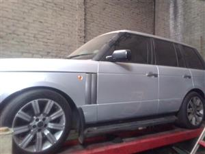 2003 Rover Uncategorized
