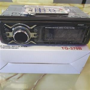 brand new targa bluetooth kid radio