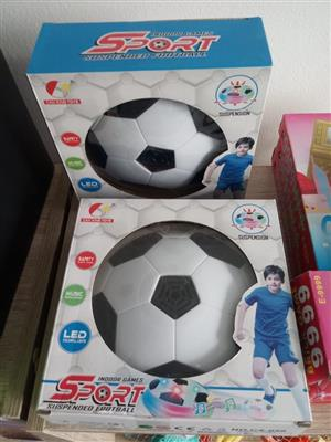 INDOOR GAMES SPORT HOVER FOOTBALL/SOCCER BALL TOY for sale  Drakensberg North - Durban North