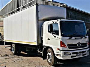 Trucks and bakkies for Hire. Affordable and reliable