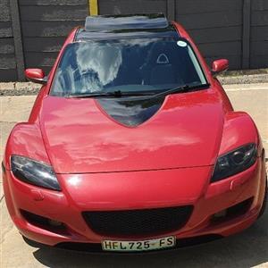 2006 Mazda RX-8 6 speed