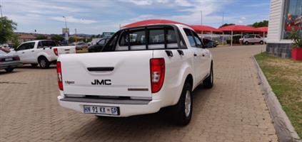 2018 JMC Vigus 2.4 double cab LX