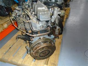1999 HYUNDAI BAKKIE 2.5iDT F/C D/S Engine Complete
