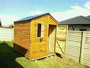 Plumtree Wendy Houses, Decking and Log Cabins
