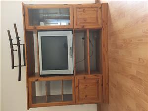 Lounge TV display unit