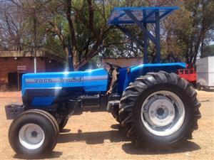 Blue Landini 7860 2x4